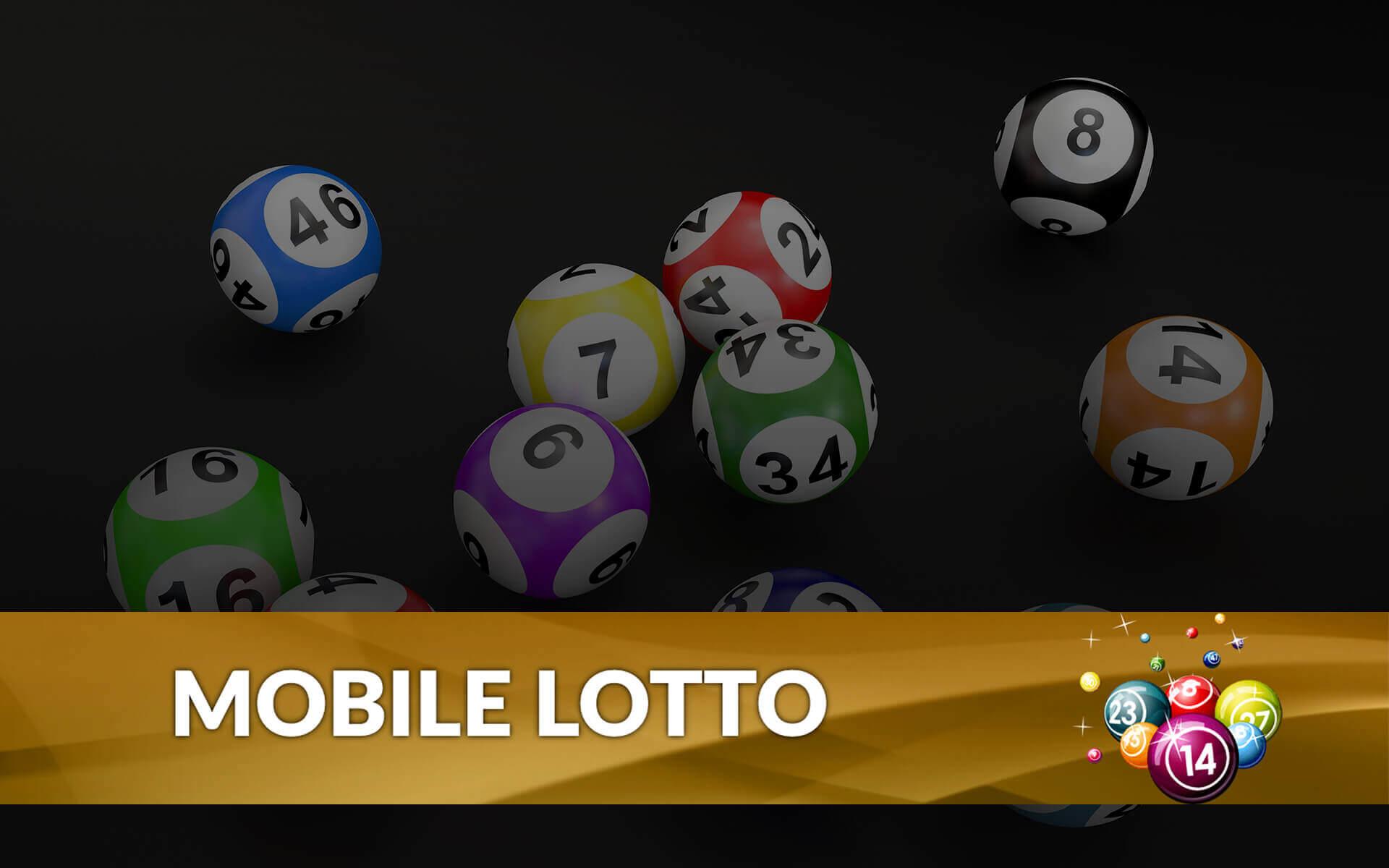 Mobile Lotto