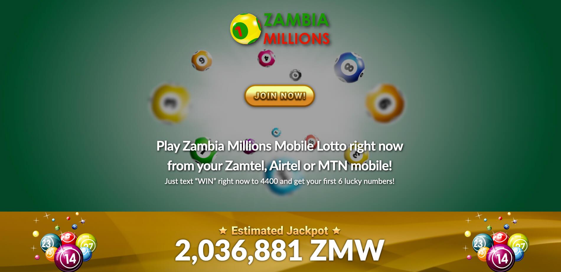 Zambia Millions